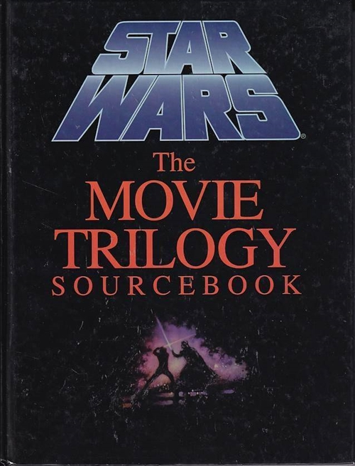Star wars D6 - The Movie Trilogy Sourcebook (Genbrug)